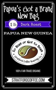 Dark Roasted PNG - Papua's Got a Brand New Bag
