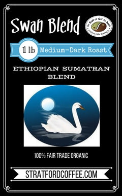 Blend - Medium-Dark Roasted