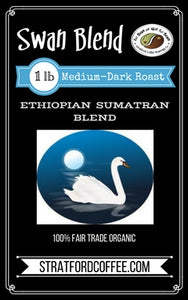 "Blend - Medium-Dark Roasted ""Swan Blend"""