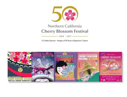 50 Northern Califronia Cherry Blossom Festival