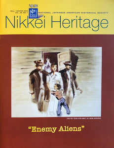 Nikkei Heritage - Enemy Aliens Special Issue
