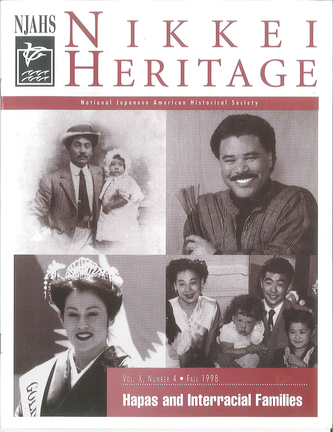 Nikkei Heritage - Hapas and Interracial Families