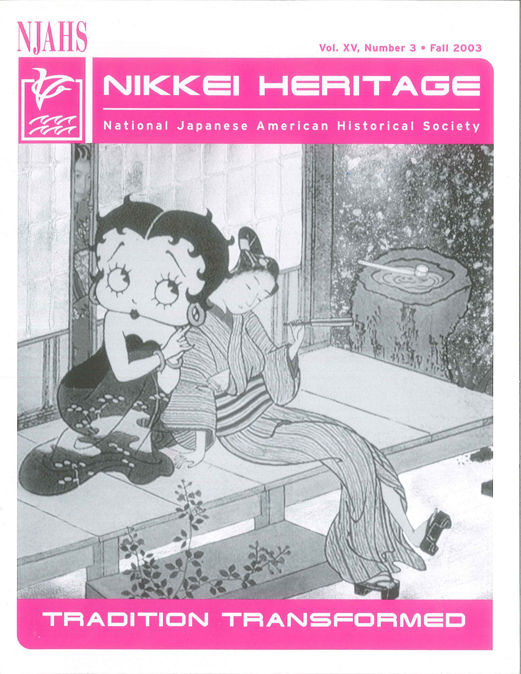 Nikkei Heritage - Tradition Transformed