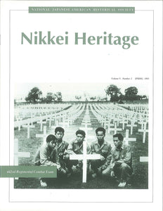 Nikkei Heritage - 442nd Regimental Combat Team