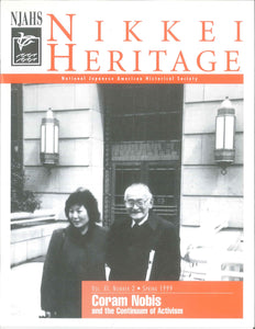 Nikkei Heritage - Coram Nobis and the Continuation of Activism
