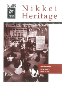 Nikkei Heritage - Inheriting the Past