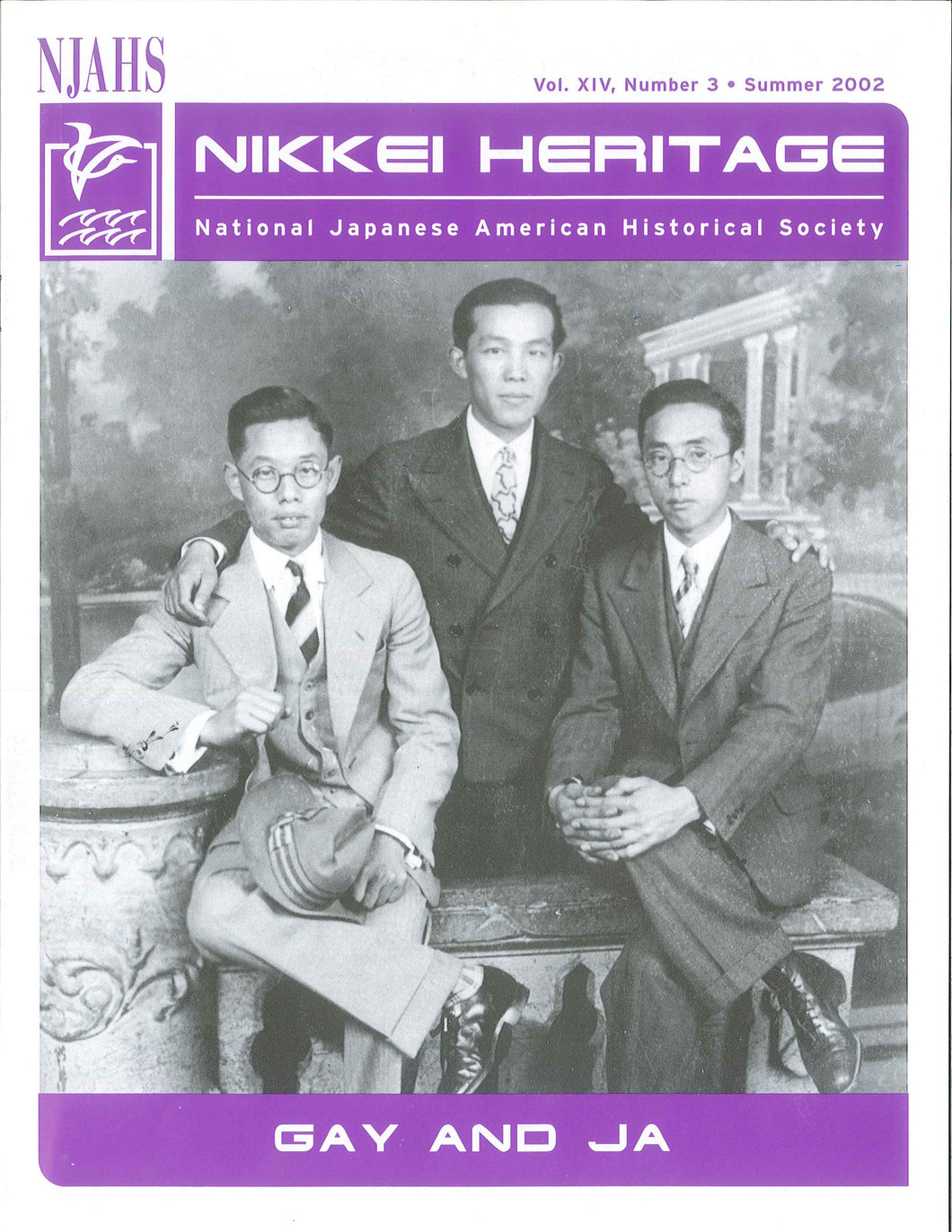 Nikkei Heritage - Gay and JA