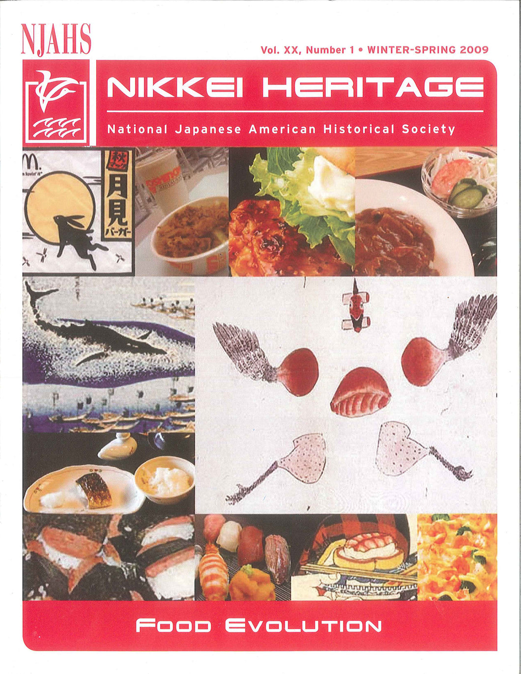 Nikkei Heritage - Food Evolution