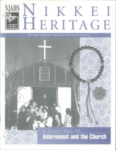 Nikkei Heritage - Internment and the Church