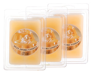 Stay Awhile Vanilla - Wax Melts