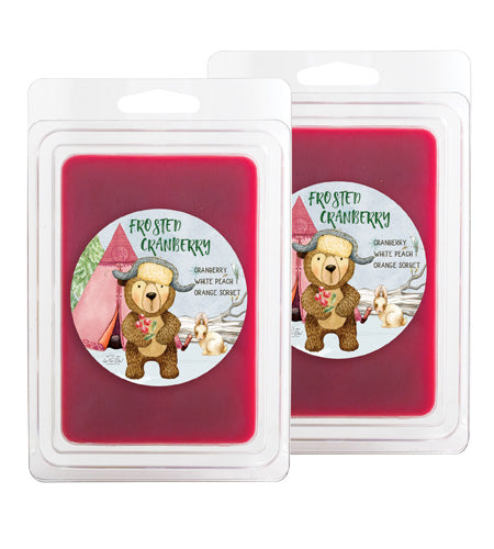 Wax Melts - Frosted Cranberry