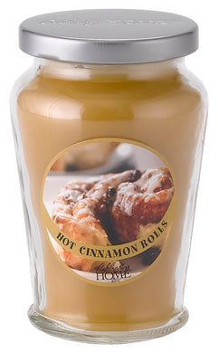Hot Cinnamon Rolls - Classic Candle