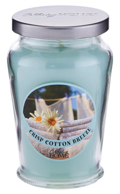 Crisp Cotton Breeze - Classic Candle