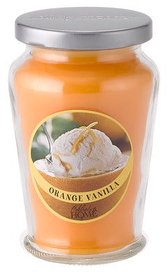 Orange Vanilla - Classic Candle