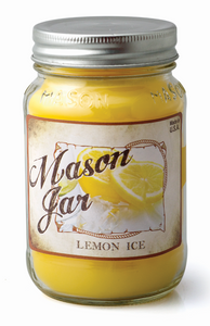 Lemon Ice - Mason Jar