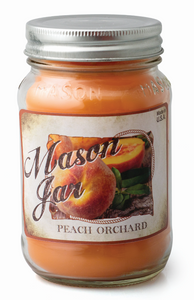 Peach Orchard - Mason Jar