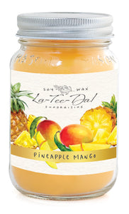 Mason Jar - Pineapple Mango