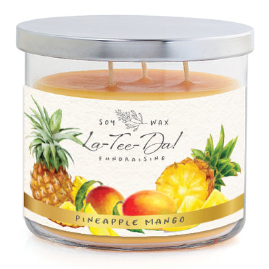 Pineapple Mango - 3-Wick Candle