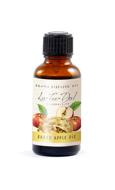 Aroma Diffuser Oil - Baked Apple Pie