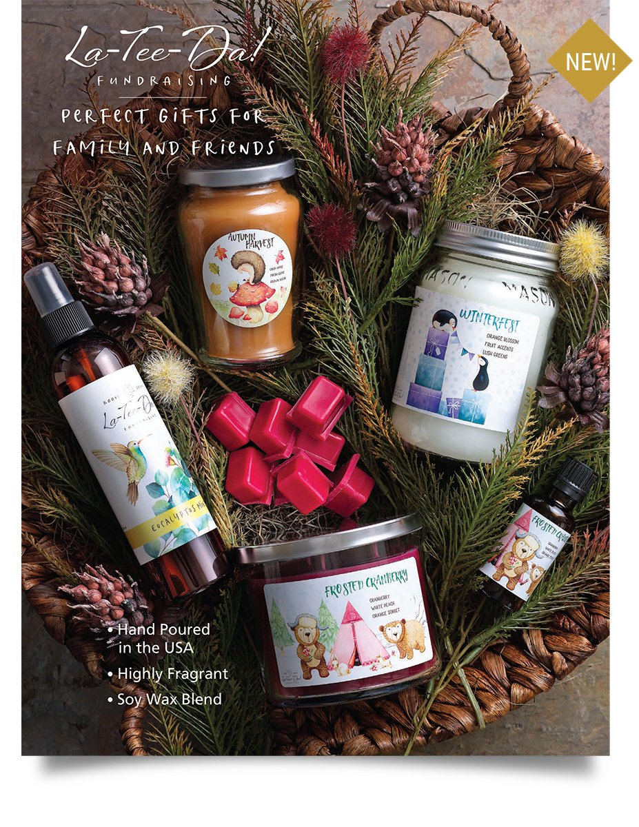 Fall 2020 - Perfect Gifts for Family and Friends Brochure <BR> (09576 8-Page)