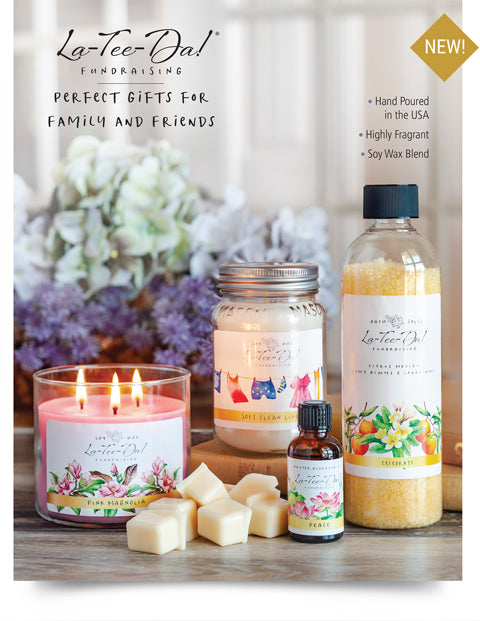 Spring 2021 - Perfect Gifts for Family and Friends Brochure <BR> (09574 8-Page)