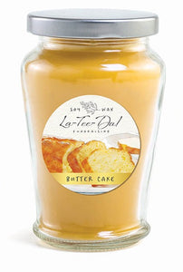 Butter Cake - Classic Candle