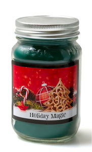 Christmas Mason Jar - Holiday Magic