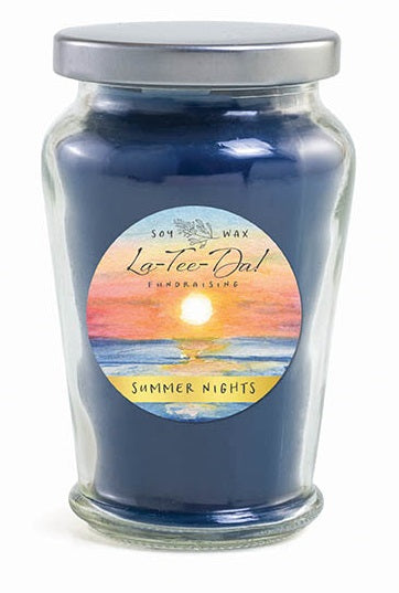 Summer Nights - Classic Candle