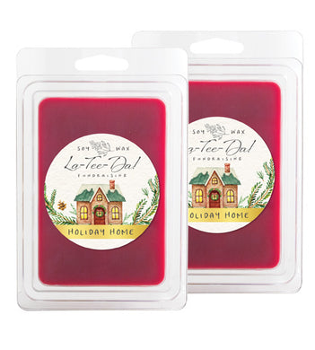 Wax Melts - Holiday Home