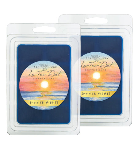 Wax Melts - Summer Nights