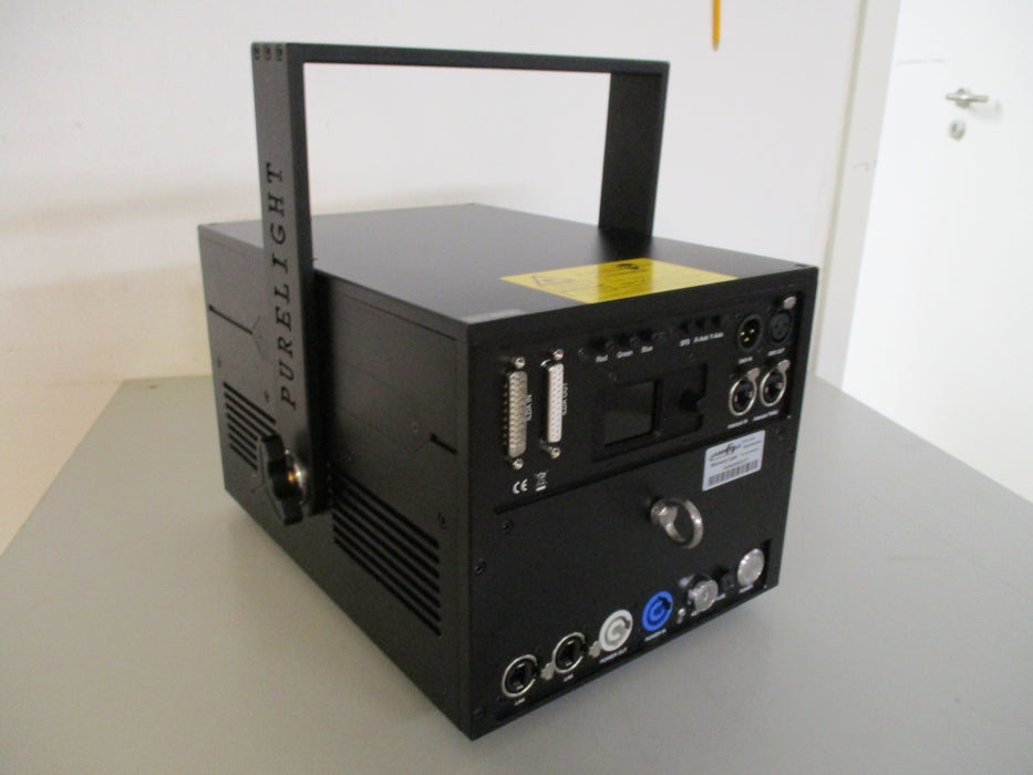 Laserworld PL-10.000 RGB SHOWNET - USED - ONLY ONE UNIT AVAILABLE