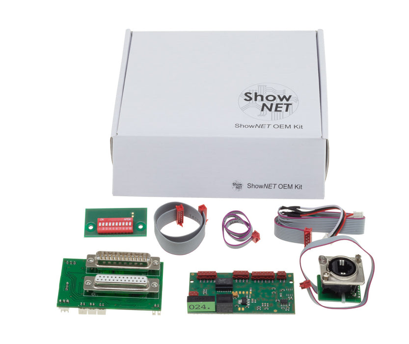 ShowNET OEM Set multi feature laser mainboard