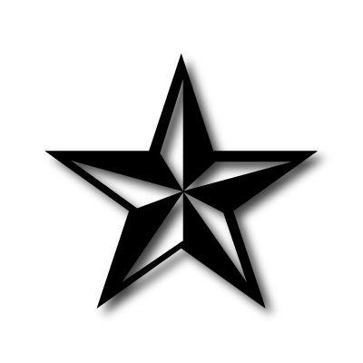 "North Star 1.5"" x 1.5""  (comes as  2 pack)"