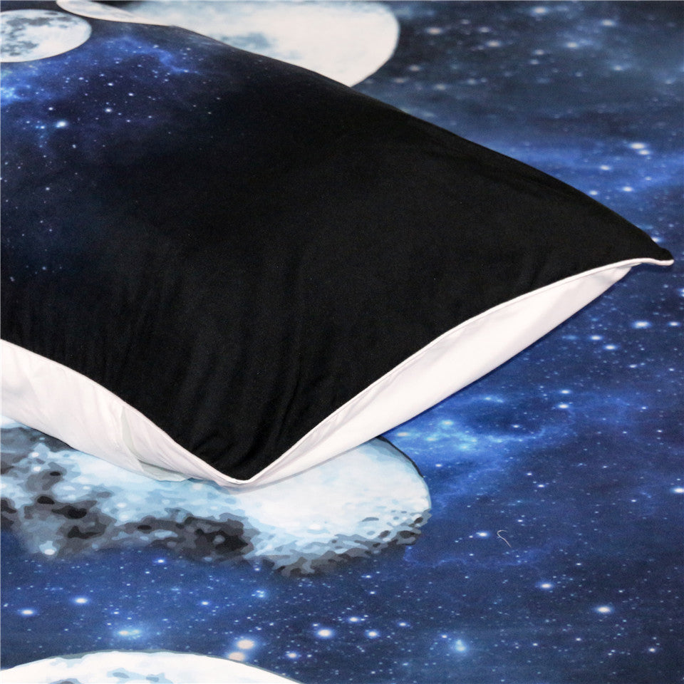 Moon pillowcase