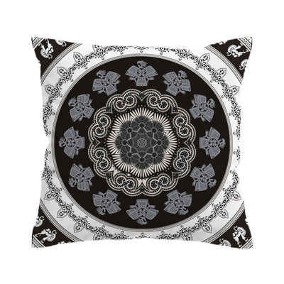 Indian 1Pc  Cushion Cover Bohemia Modern Pillow Protector  Pillow Case Soft Cover 45cmx45cm 70cmx70cm - Dropshipful.com