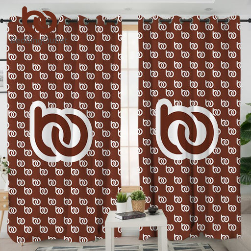 Dropshipful Custom Made Curtains For Living Room Logo DIY Customized Blackout Curtain Window Treatment Home Decor Dropshipping - Dropshipful.com