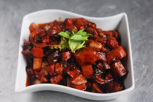 Slow Cooked Vegetable Burgundy