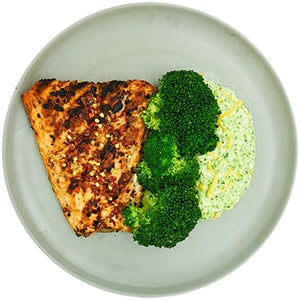 Citrus Chile Salmon