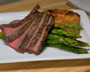 Flank Steak & Sweet Potato