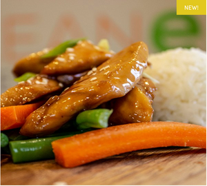 Oriental Sesame Chicken (regular)