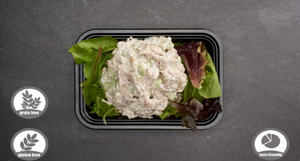 KETO-FRIENDLY CHICKEN SALAD