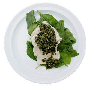 Chimichurri Chicken (Low Carb)