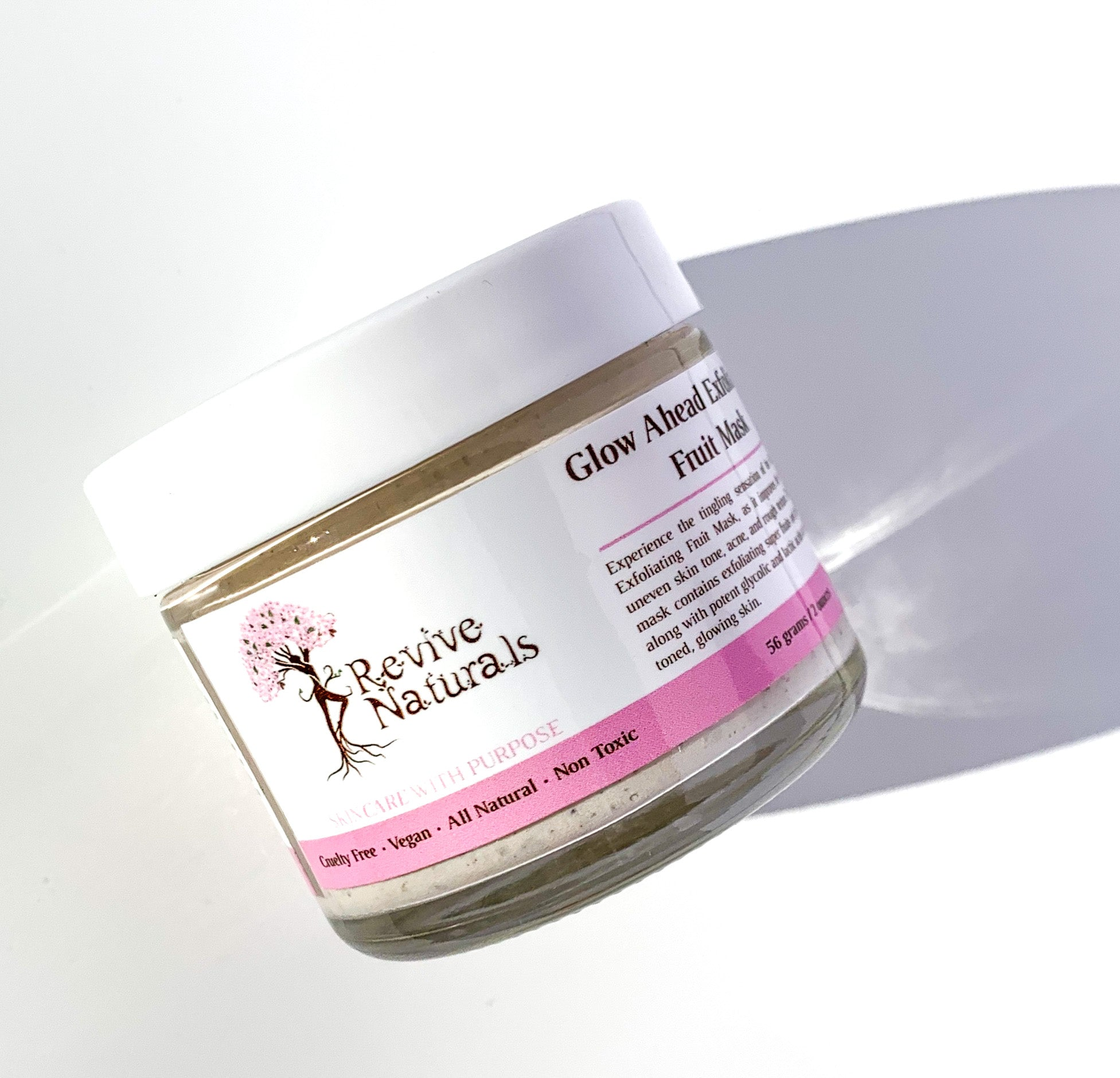 Glow Ahead Exfoliating Fruit Mask