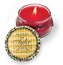 Tyler Candles - 3.4 oz. Jar