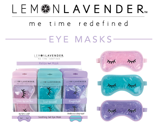 Soothing Gel Eye Mask