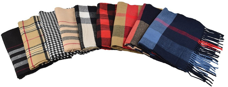 Cashmere Feel Scarves