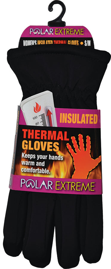 Polar Extreme Women's Insulated Thermal Gloves