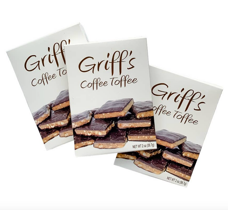 Griff's Coffee Toffee 2 oz.