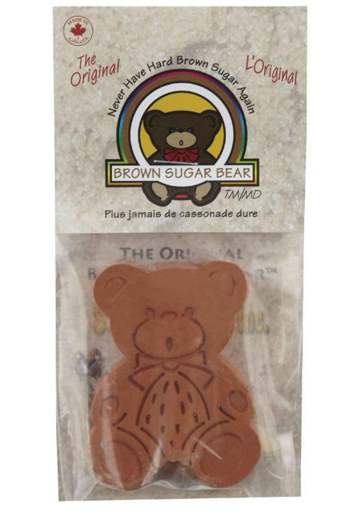 Terracotta Brown Sugar Bear