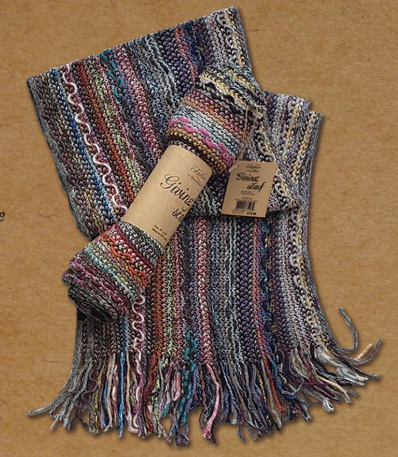 The Original Giving Scarf